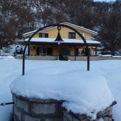 esterno-neve