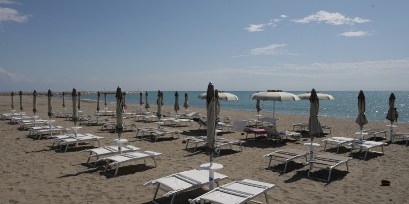Marinagri spiaggia